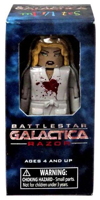Battlestar Galactica MiniMates Dead Pegasus Six Minifigure