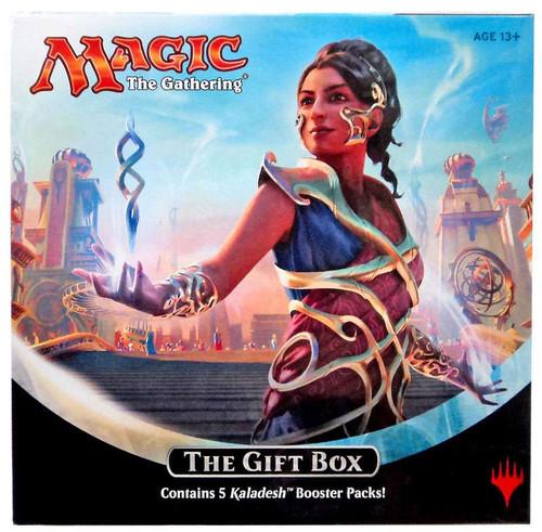 MtG Trading Card Game Kaladesh Gift Box [5 Booster Packs]