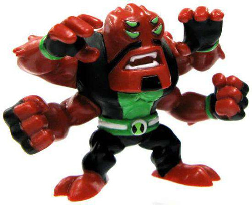 Ben 10 Four Arms 2-Inch Mini Figure [Loose]