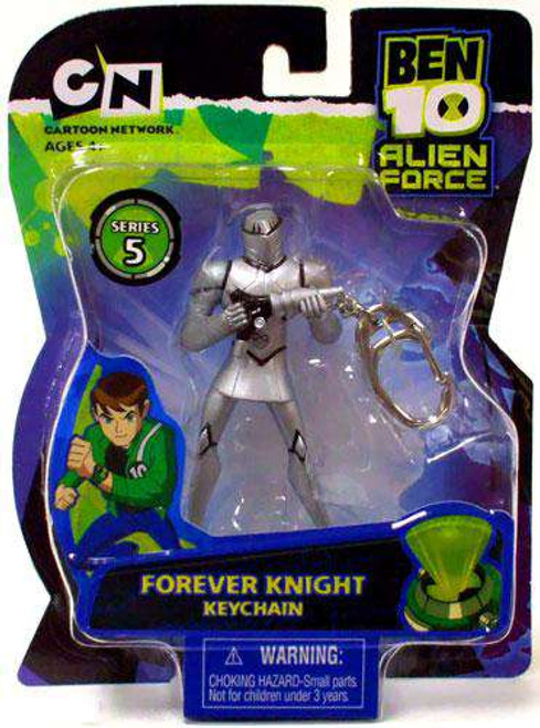 Ben 10 Alien Force Series 5 Forever Knight Keychain [Loose]