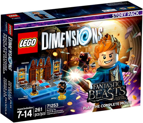 LEGO Dimensions Fantastic Beasts and Where to Find Them Story Pack #71253