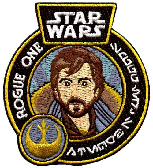Funko Star Wars Rogue One Captain Cassian Exclusive Patch [Rogue One Box]