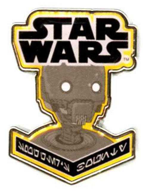 Funko Star Wars Rogue One K-2SO Exclusive Pin [Rogue One Box]