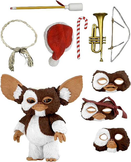 NECA Gremlins Gizmo Action Figure [Ultimate Version]