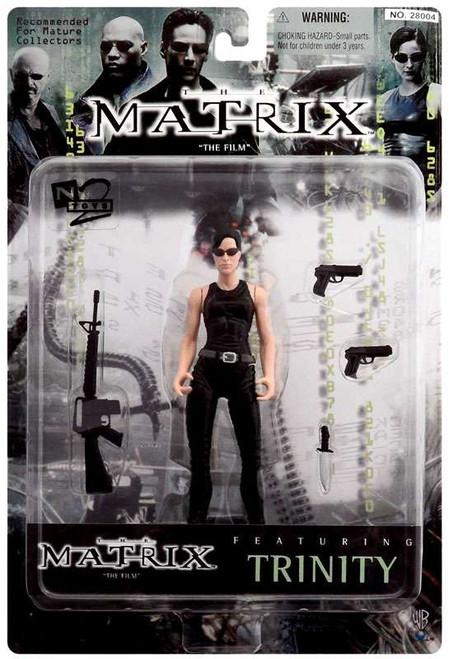 The Matrix Trinity Action Figure [without Coat]