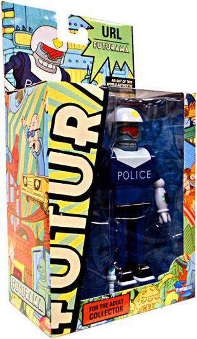 Futurama Series 9 URL Action Figure [Damaged Package]