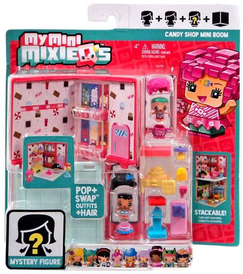 My Mini MixieQ's Series 1 Candy Shop Mini Room Playset
