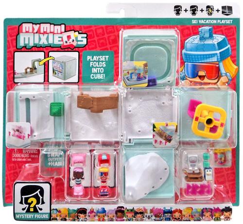 My Mini MixieQ's Series 2 Ski Vacation Playset