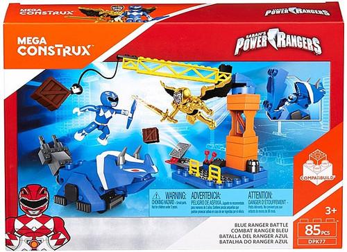 Power Rangers Blue Ranger Battle Set