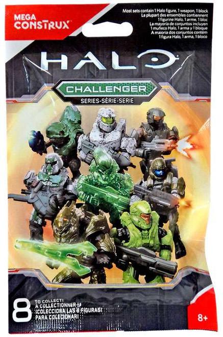 Halo Challenger Minifigure Mystery Pack [1 RANDOM Figure]