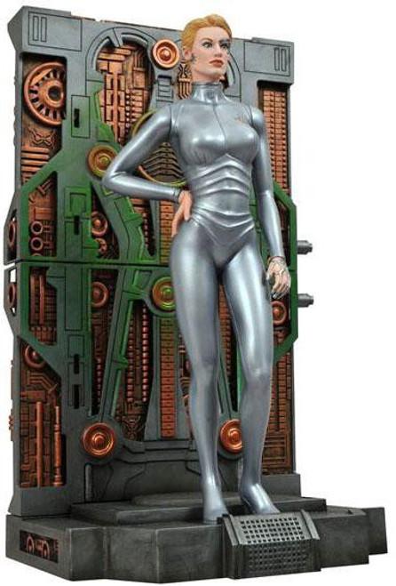 Star Trek Voyager Femme Fatales Seven of Nine 9-Inch PVC Statue