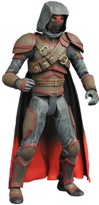DC Gotham Select Series 4 Azrael Action Figure