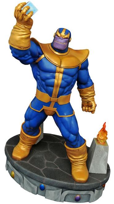 Marvel Premium Thanos 12-Inch Statue