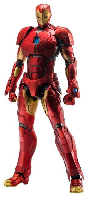 Marvel Re:Edit Iron Man Action Figure [Shape Changing Armor]