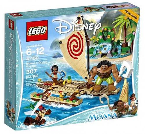 LEGO Disney Moana's Ocean Voyage Set #41150