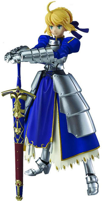 Fate/Stay Figma Night Saber 2.0 Action Figure