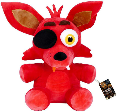 Funko Five Nights at Freddy's Foxy Exclusive 16-Inch Plush