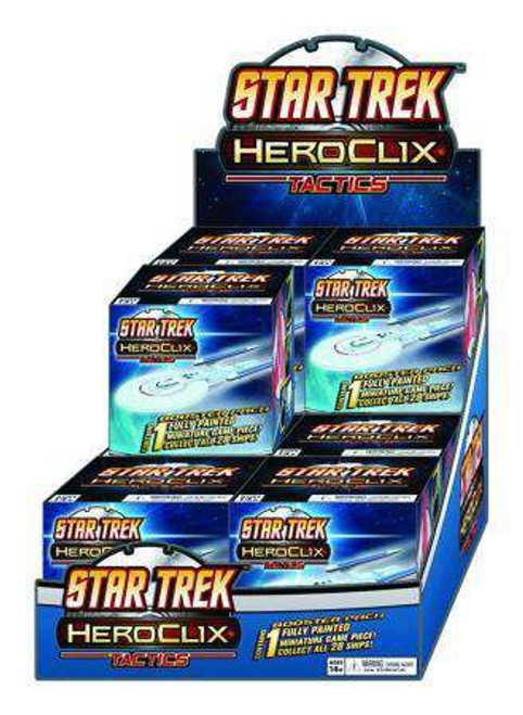 Star Trek HeroClix Tactics Display Box