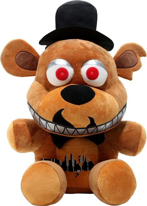 Funko Five Nights at Freddy's Nightmare Freddy Exclusive 20-Inch JUMBO Plush