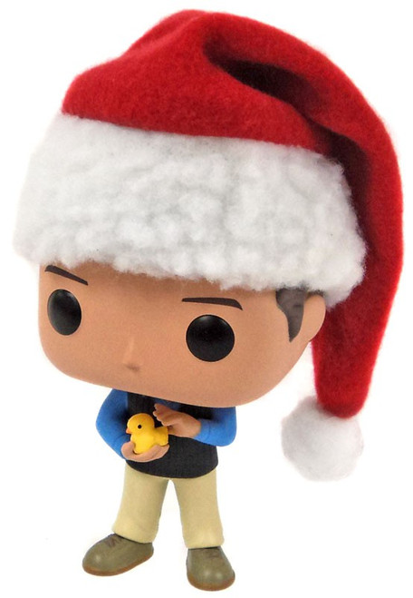 Funko POP! Santa Hat Figure Accessory [Fits ANY Normal-Sized POP!]