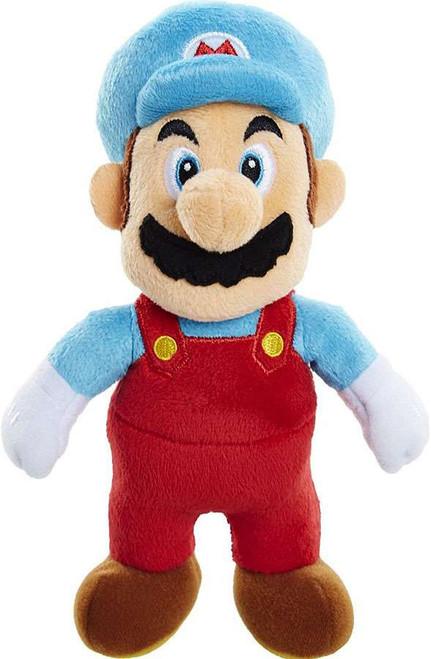 World of Nintendo Super Mario Ice Mario 7.5-Inch Plush