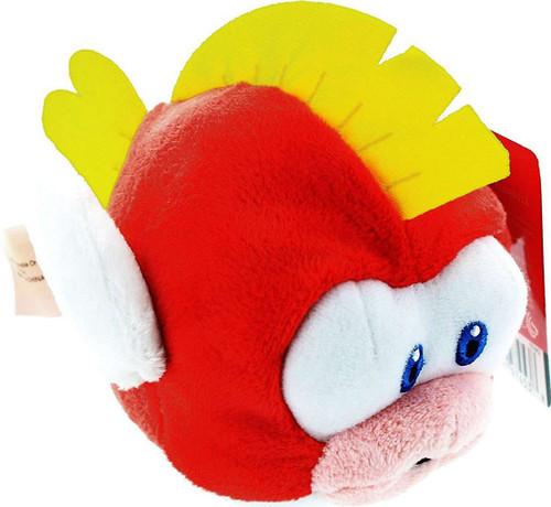 World of Nintendo Super Mario Cheep Cheep 7.5-Inch Plush