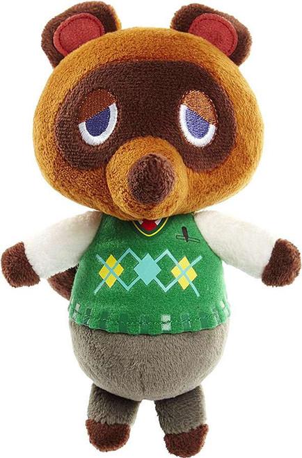 Animal Crossing World of Nintendo Tom Nook 7.5-Inch Plush