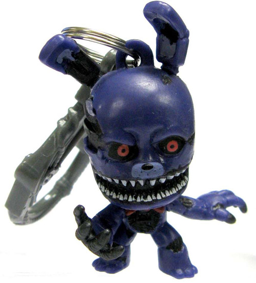 Five Nights at Freddy's FNAF Hangers Series 2 Nightmare Bonnie Collector Clip [Loose]