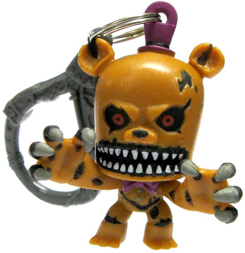 Five Nights at Freddy's FNAF Hangers Series 2 Nightmare Fredbear Collector Clip [Loose]