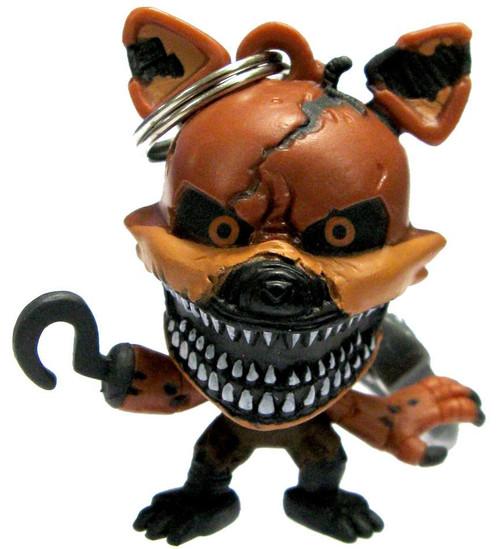 Five Nights at Freddy's FNAF Hangers Series 2 Nightmare Foxy Collector Clip [Loose]