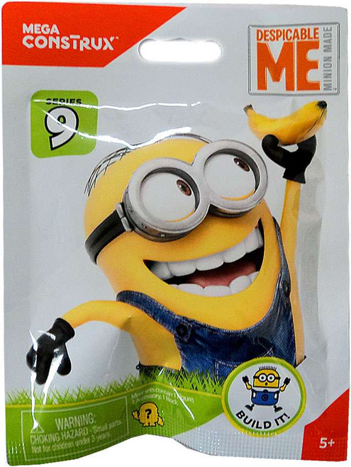 Despicable Me Minion Made Series 9 Mystery Pack [1 RANDOM Figure]