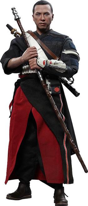 Star Wars Rogue One Movie Masterpiece Chirrut Imwe Collectible Figure