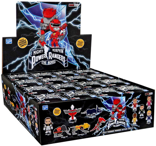 Power Rangers Mighty Morphin Series 2 Mystery Box [16 Packs]