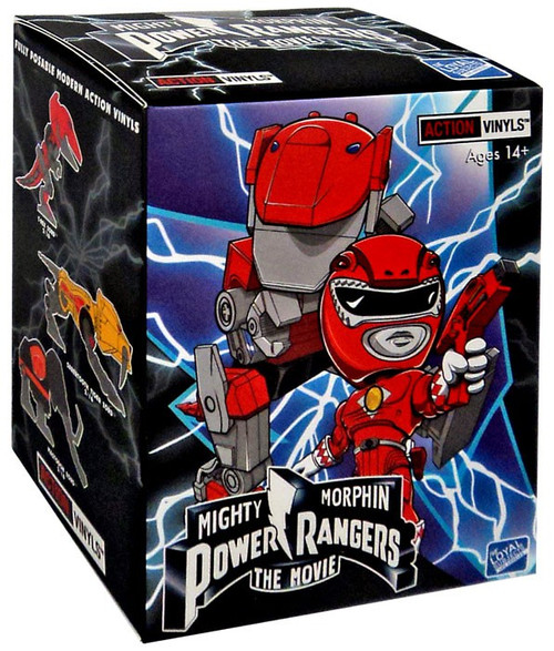 Power Rangers Mighty Morphin Series 2 Mystery Pack