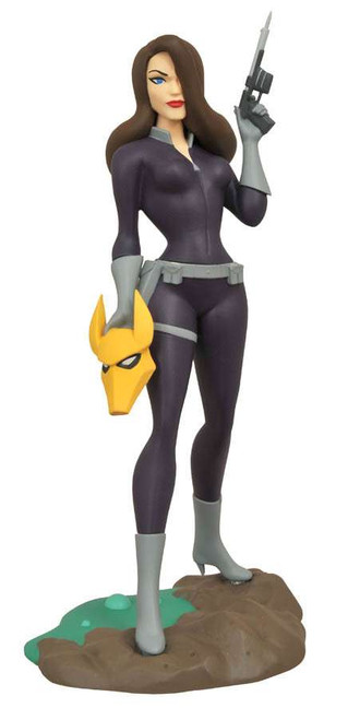 Batman The Animated Series Femme Fatales Talia Al Ghul 9-Inch PVC Statue