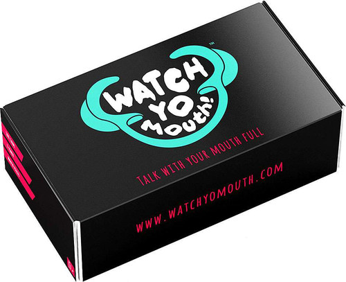 Watch YO Mouth Family Pack Board Game