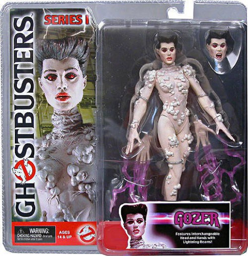 NECA Ghostbusters Series 1 Gozer Action Figure