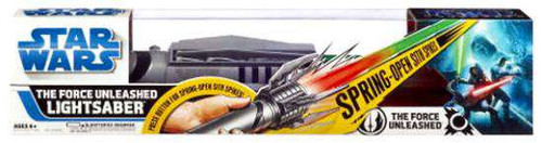 Star Wars Force Action Lightsabers The Force Unleashed Force Action Lightsaber