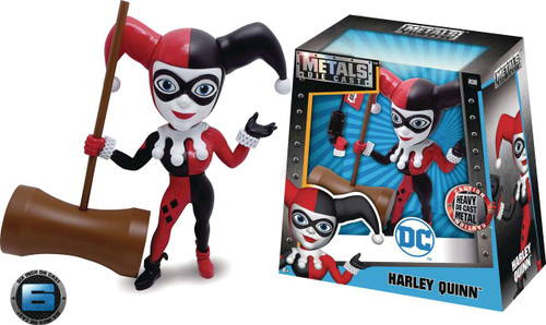 DC Girls Metals Harley Quinn Action Figure [Classic]