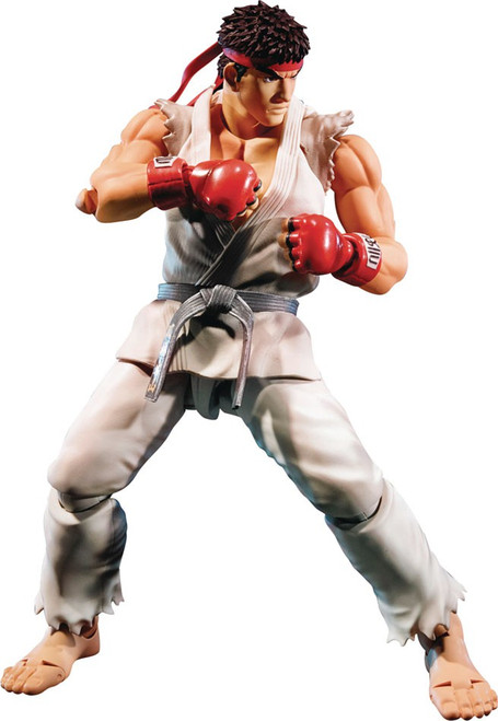 Street Fighter V S.H. Figuarts Ryu Action Figure