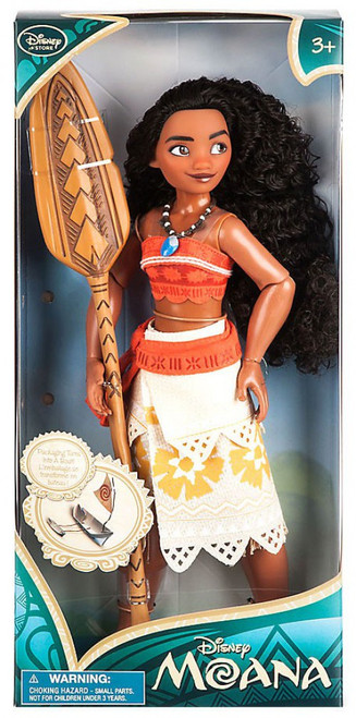 Disney Moana Moana Classic Exclusive 11-Inch Doll [RANDOM Package, Same Doll]