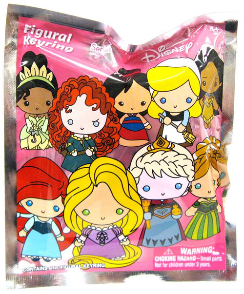 3D Figural Keyring Disney Series 7 Mystery Pack