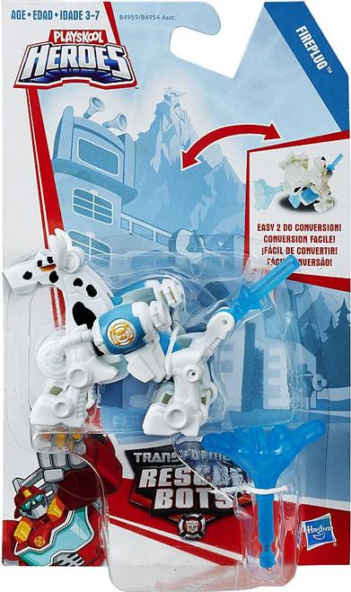 Transformers Playskool Heroes Rescue Bots Fireplug Action Figure