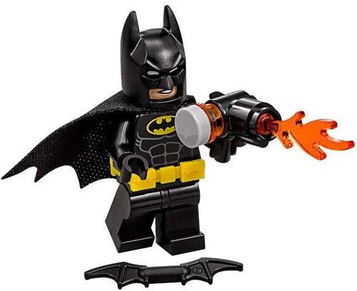 DC LEGO Batman Movie Batman Minifigure [Flamethrower Loose]