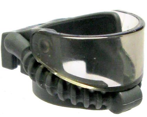 LEGO Armor Dark Gray Oxygen Mask & Visor [Loose]