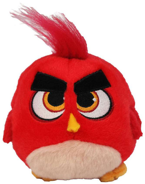 Angry Birds Movie Red Hatchling 4-Inch Plush