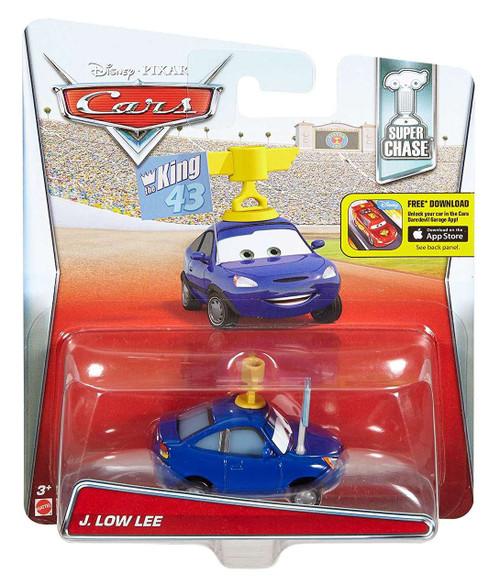 Disney / Pixar Cars Super Chase J. Low Lee Diecast Car