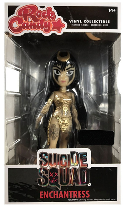 Funko DC Suicide Squad Rock Candy Enchantress Exclusive Vinyl Figure