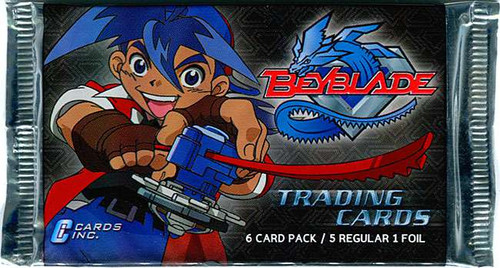 Beyblade Trading Card Game Booster Pack