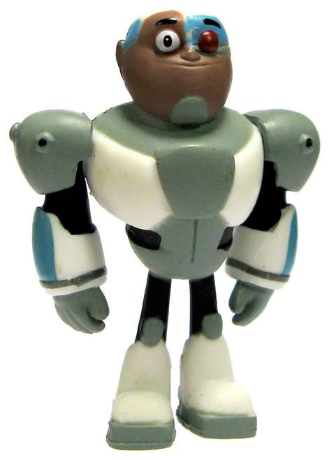Teen Titans Go! Cyborg 2-Inch PVC Mini Figure [Loose]